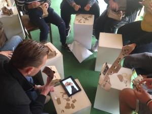 Making VR glasses