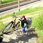 10. Crossing the railway